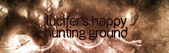 Lucifer's Happy Hunting Ground cover extract