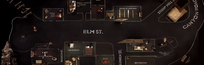 screen capture of Dogville