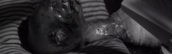 screen capture of Eraserhead
