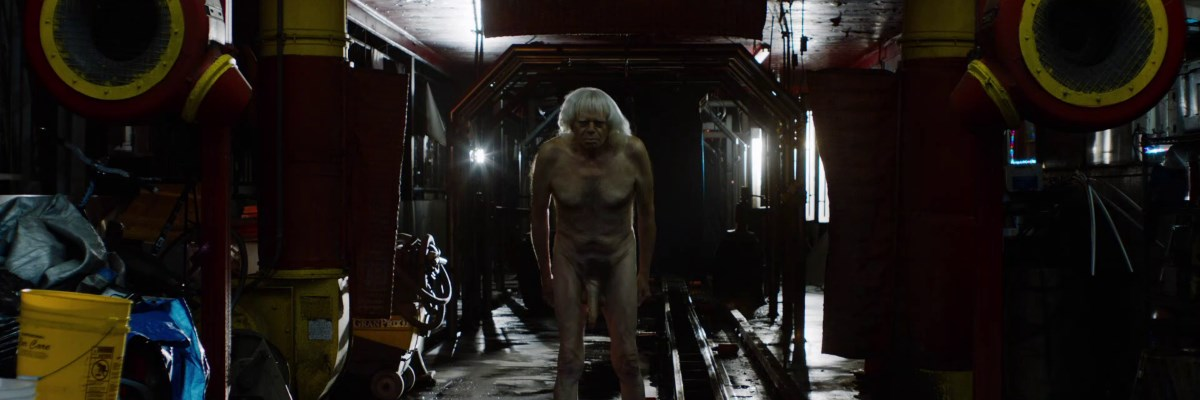screen capture of The Greasy Strangler