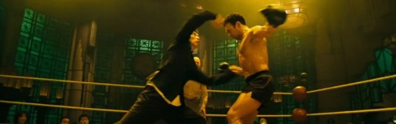 screen capture of Ip Man 2