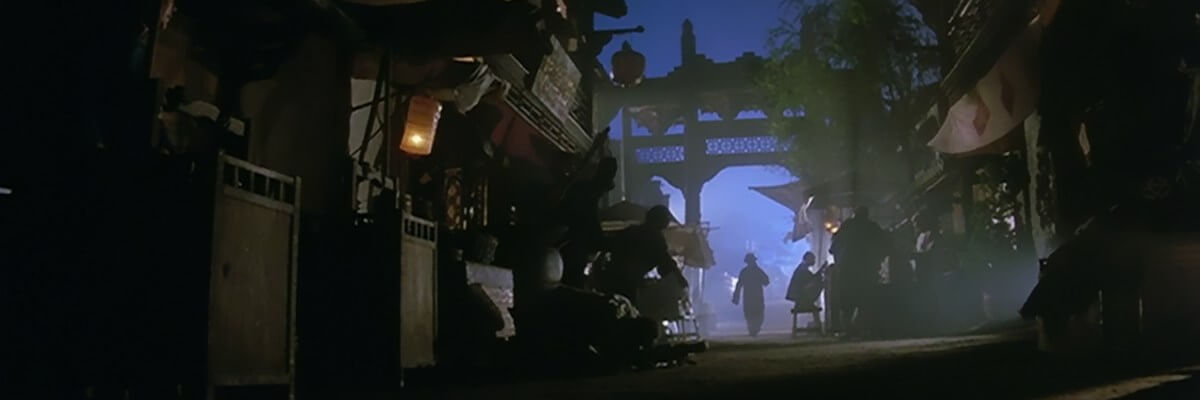 screen capture of Once upon a Time in China [Wong Fei Hung]