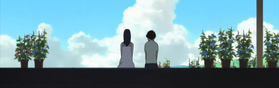 screen capture of Summer Wars