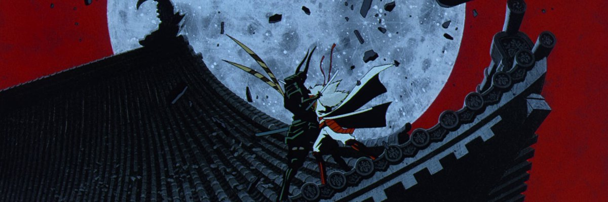 screen capture of The Animatrix