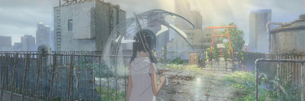screen capture of Weathering with You [Tenki no Ko]