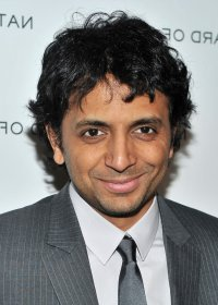 M. Night Shyamalan portrait