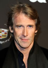 Michael Bay portrait