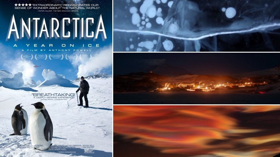Antarctica: A Year on Ice review