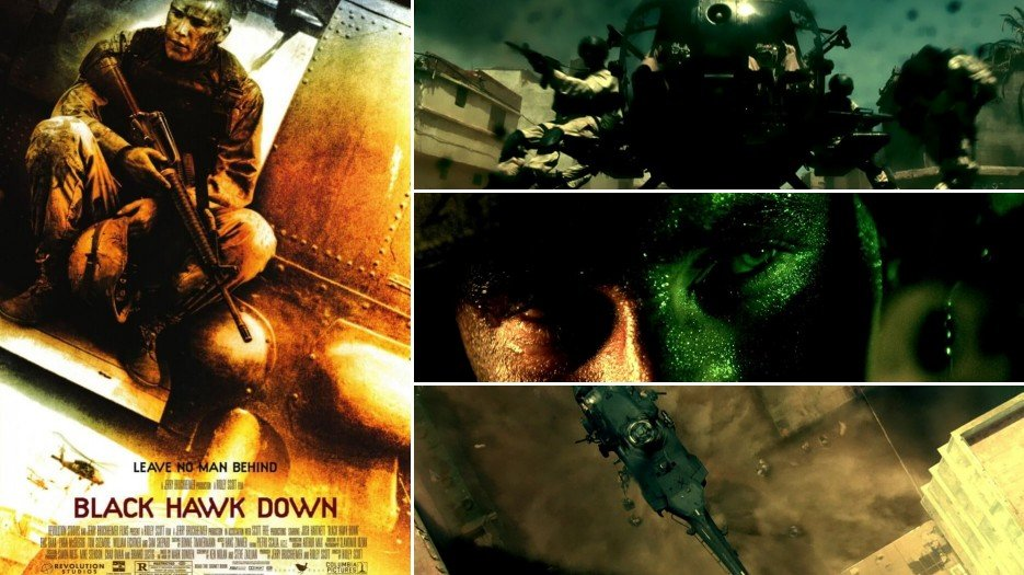 Black Hawk Down review