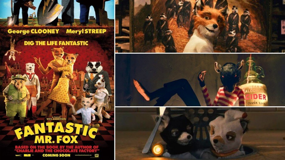 Fantastic Mr Fox review