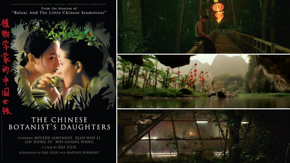 The Chinese Botanist's Daughters review