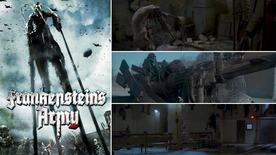 Frankenstein's Army review
