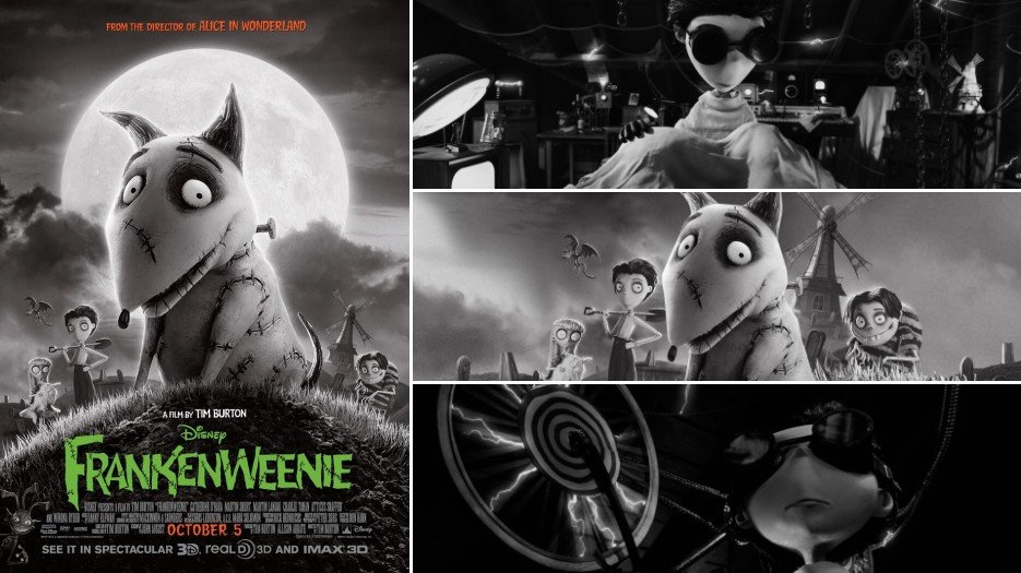Frankenweenie review