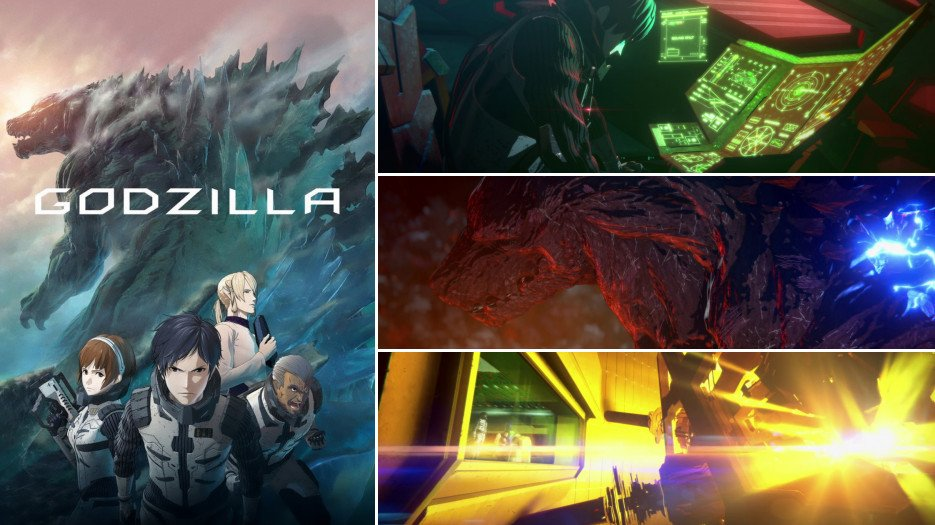 Godzilla: Monster Planet review