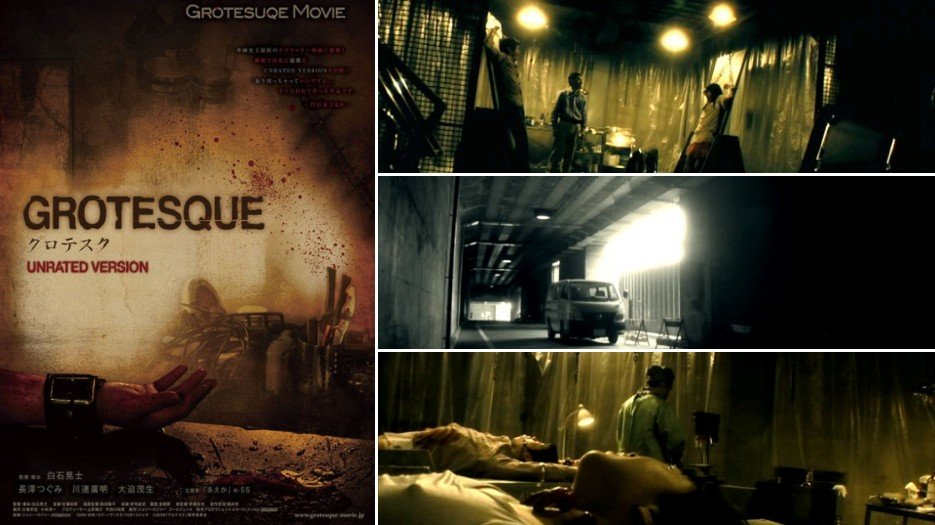 Grotesque review