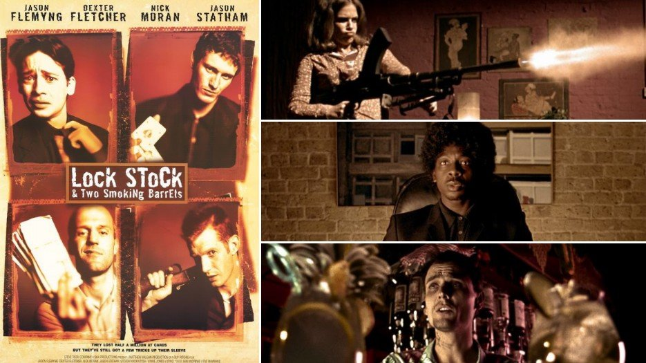 Lock, Stock and Two Smoking Barrels review