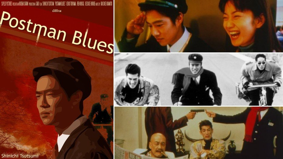 Postman Blues review