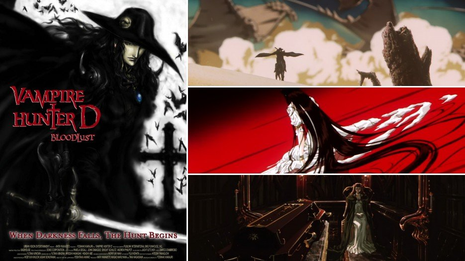 Vampire Hunter D: Bloodlust review