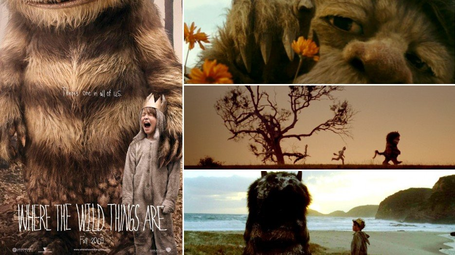 Where the Wild Things Are review
