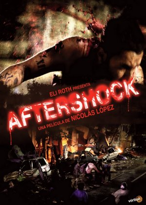 Aftershock poster