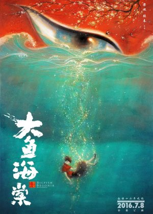 Big Fish and Begonia poster