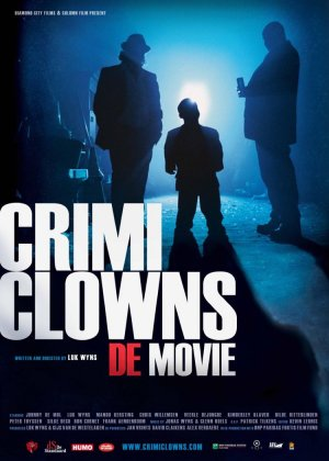 Crimi Clowns: De Movie poster