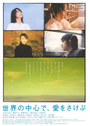 Crying Out of Love, In the Center of the World poster