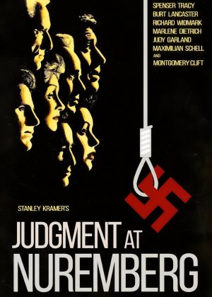 Judgment at Nuremberg poster