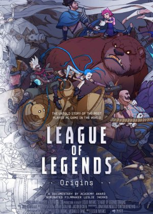 League of Legends: Origins poster