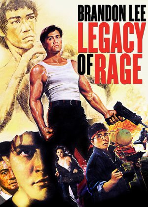 Legacy of Rage poster