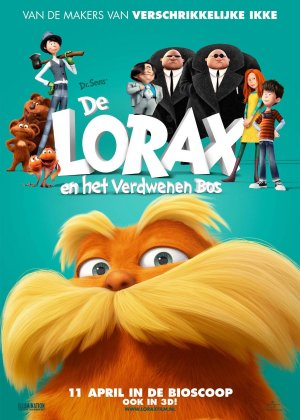 The Lorax poster