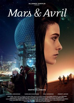 Mars and April poster