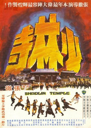 Shaolin Temple poster