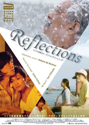 Asian Three-Fold Mirror 2016: Reflections poster