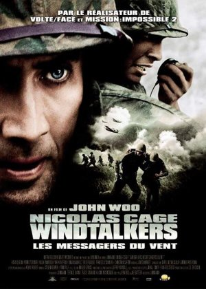 Wind Talkers poster