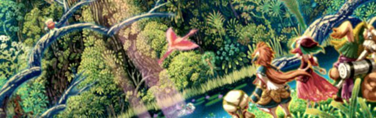children of mana promo art