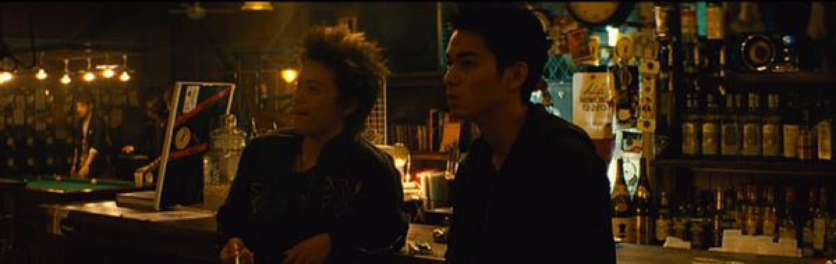 screen capture of Crows Explode