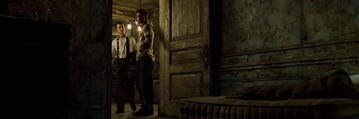 screen capture of Fight Club