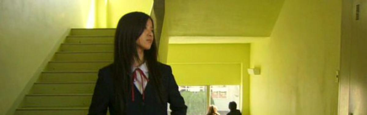 screen capture of Kimi no Tomodachi