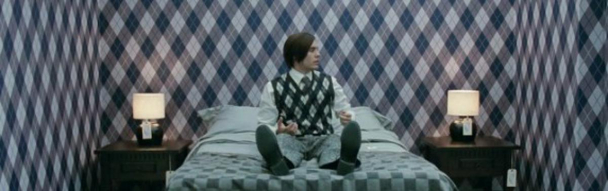 screen capture of Mr. Nobody