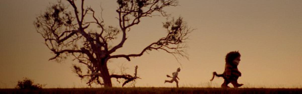 screen cap of Where The Wild Things Are