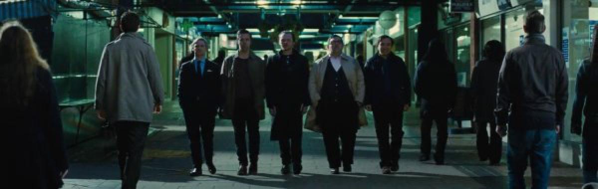 screen capture of The World's End